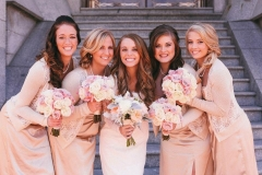 Jillian-and-bridesmaids-with-updos-and-half-updo-wedding-party-hair-and-neutral-eye-and-pinky-nude-lip-wedding-day-makeup