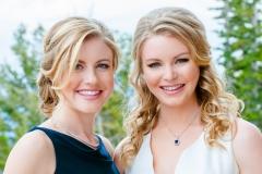 Laura-half-up-wedding-hairstyle-and-natural-makeup-bridesmaid-updo-an-natural-looking-makeup